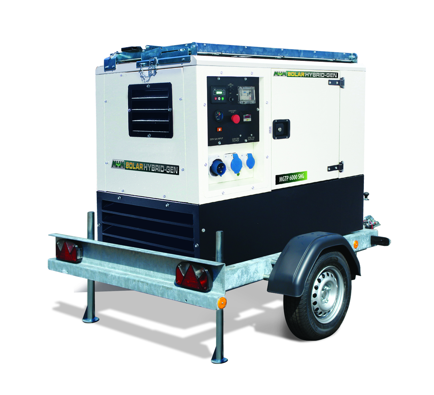 Fast Response Generator Rentals. Competitively Priced.